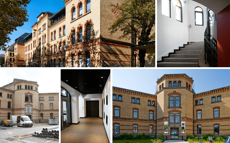 Restructuring & development of the Rapp barracks in Colmar